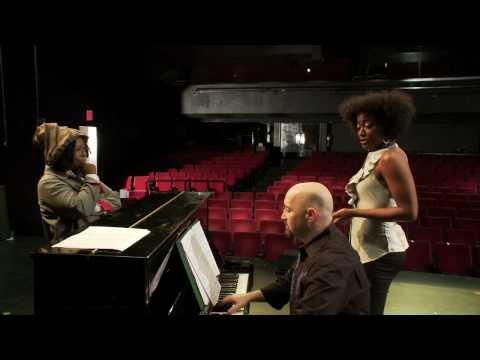 Video Diary 1: Whoopi Goldberg Meets Patina Miller