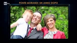 I familiari di alcune delle vittime del Ponte Morandi - Prima dell'alba 24/06/2019