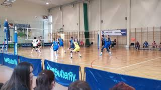 SMS Panorama Działdowo – Masuria Volley Giżycko (0:3)