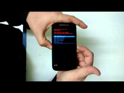 Dr.Celular - Motorola Moto E 2 - Hard Reset - Desbloquear - Resetar