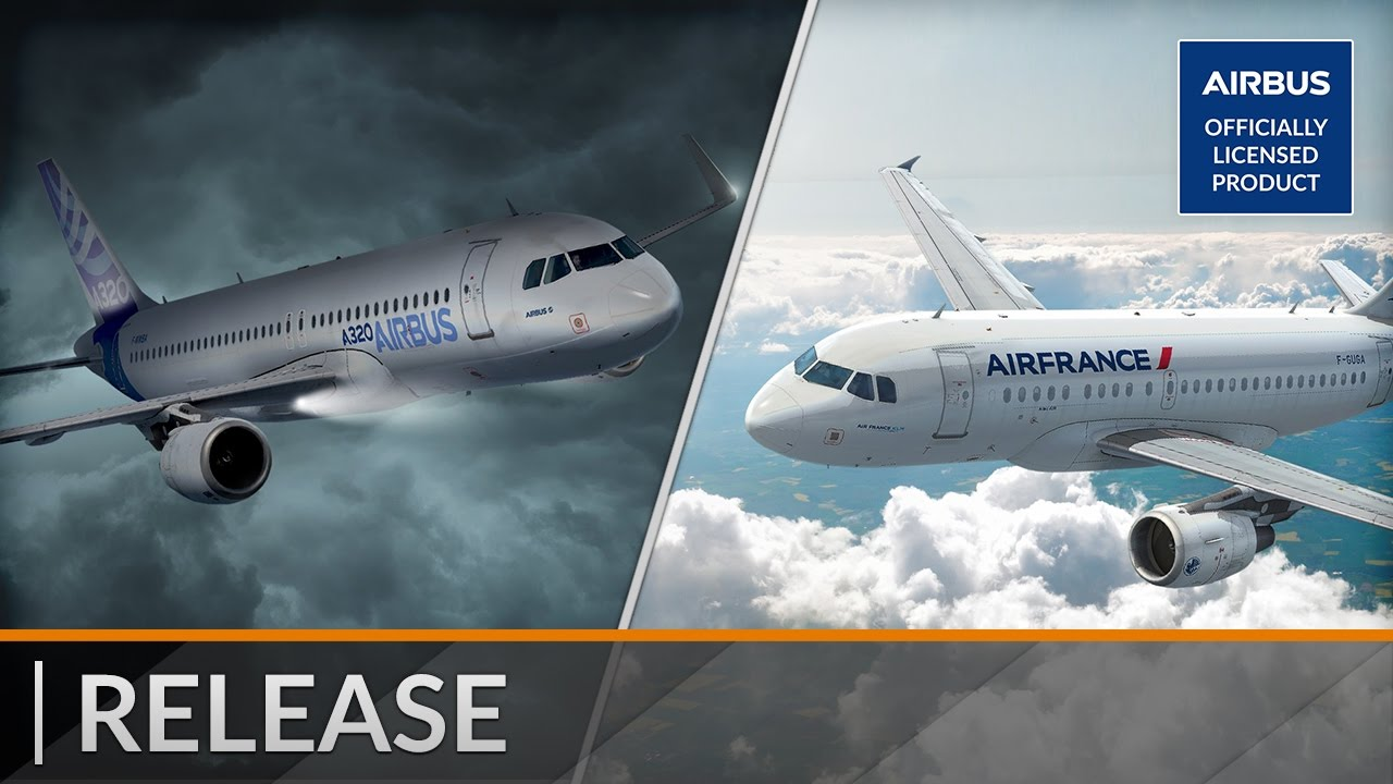 FSX: Steam Edition - Airbus A318/A319 and A320/A321