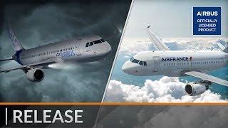 FSX: Steam Edition - Airbus A318/A319 and A320/A321