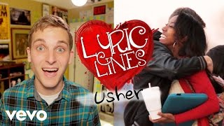 VEVO - Vevo Lyric Lines: Ep. 4 - Usher Lyrics Pick Up Girls?