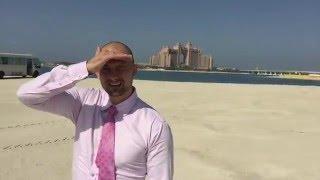 Недвижимость в Дубае. Самые престижные и дорогие виллы на Пальме Джумейра.(Самые дорогие и престижные дома в Дубае строятся только сегодня - в 2015 году. Если Вы серьезно настроены..., 2015-02-10T15:53:11.000Z)