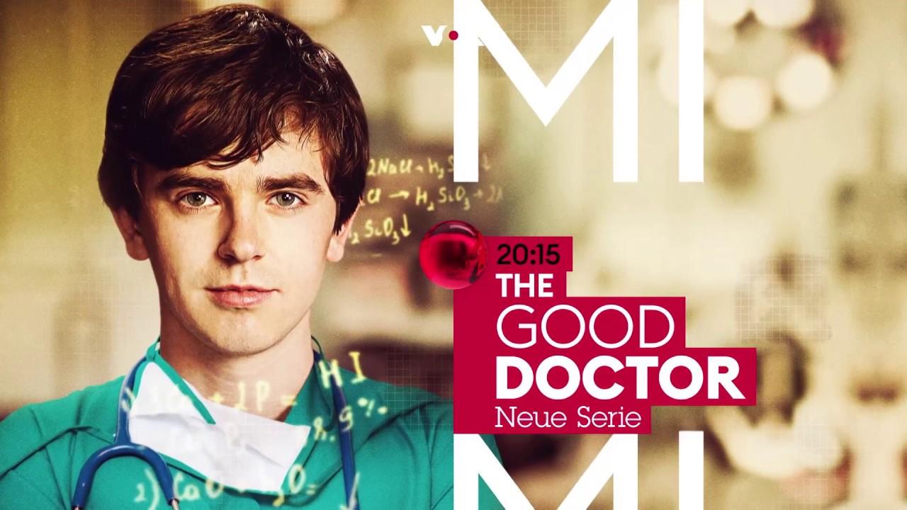 The Good Doctor Vox Sendetermine