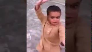 cut baby funny dance whatsapp viral video