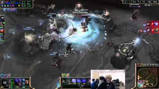 Incarnation next level Yasuo build ft. Meteos and Sneaky