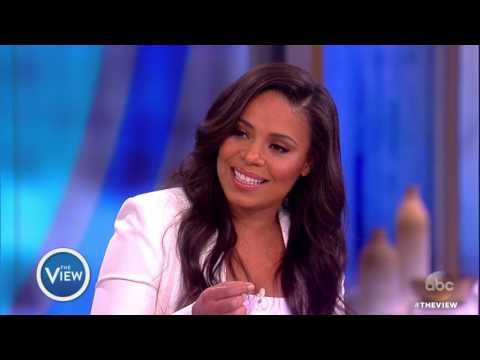 Sanaa Lathan, Mack Wilds Talk Police Violence, New Series 'Shots Fired' | The View