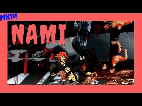 Anime in Mortal Kombat??? - Nami Playthrough (MKP Revitalized)