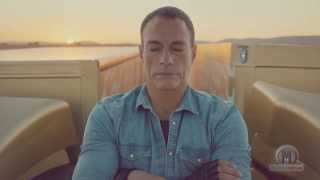 "Volvo Trucks & Jean Claude Van Damme ""Epic Spit"" Video"
