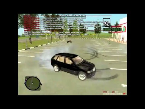 GTA Criminal Russia: Черный бумер