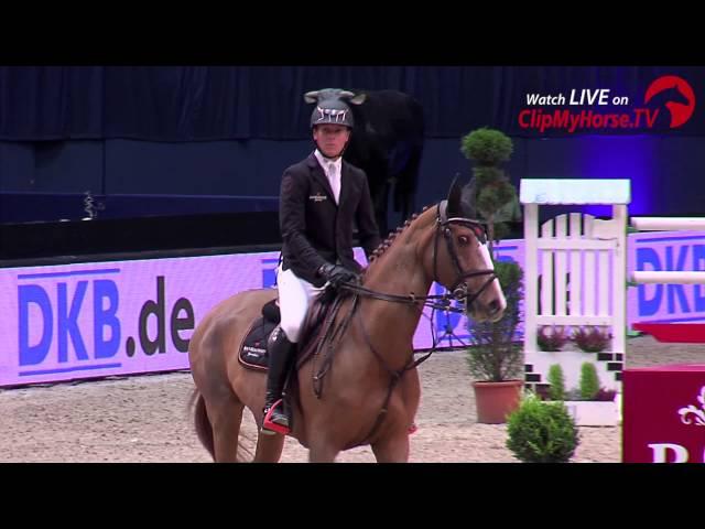 David Will | Mic Mac du Billard | Großer Preis der Deutschen Kreditbank AG | Munich Indoors | 2015