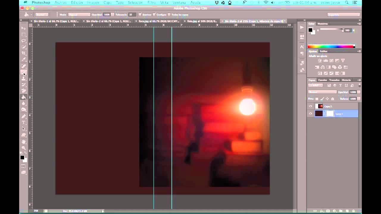 Como disenar una portada de libro en Photoshop - YouTube