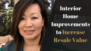 Interior Home Improvement Ideas to Help Increase the Resale Value of Your Home