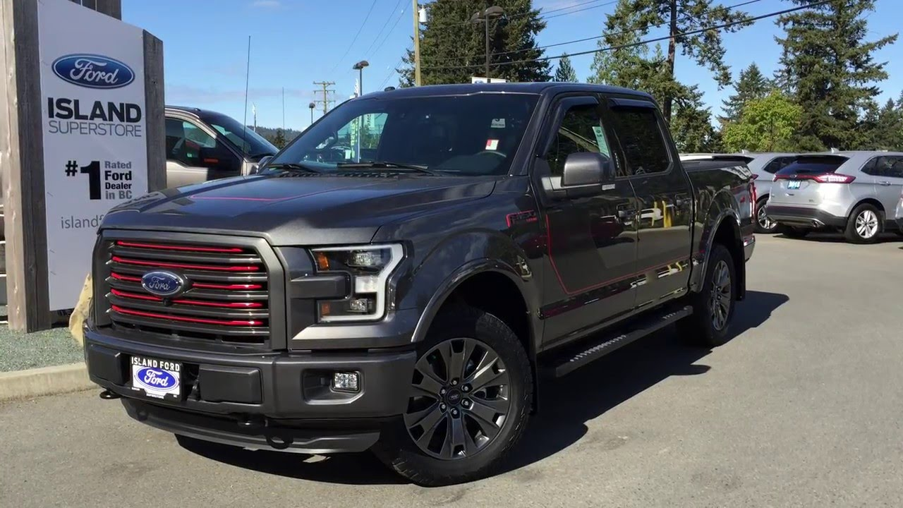 2015 Magnetic Metallic Ford F150 Lariat Supercrew Auto Electrical 1988 F450 460 Gas Enginewiring Diagrampump Relayterminals 2016 F