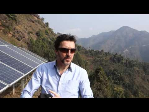 Renewable World - Solar-powered Water Pumping in Nepal