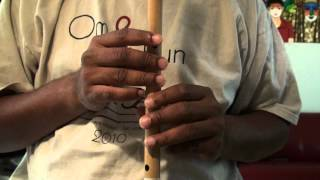 "Hindi song on flute - Nanhi Kali Sone Chali  - ""Travails with my flute"""