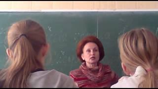 типичный урок русского языка...