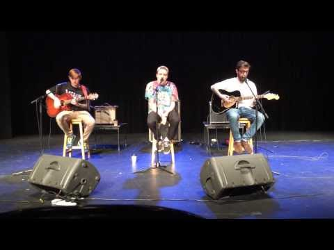 Neck Deep - What Did You Expect? Live Acoustic at Yale College/Coleg Cambria Wrexham