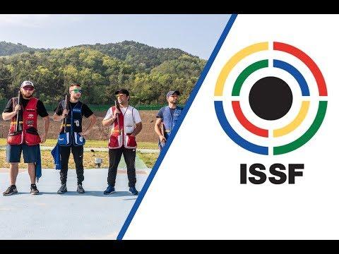 Skeet Men Final - 2018 ISSF World Cup Stage 2 in Changwon (KOR)