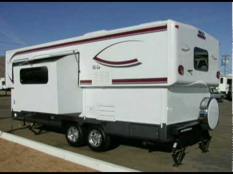 Hi Lo Travel Trailer 2510h For Arizona