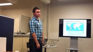 SEO Meetup Presentation - James Norquay