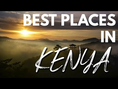 10 Best Travel Destinations in Kenya