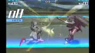 【PS2】Gundam Battle Assault 3 Featuring Gundam Seed コンボ動画
