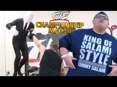 Slendermans Biggest Challenge Yet - Another Huge Star Returns To GTS for Christmas
