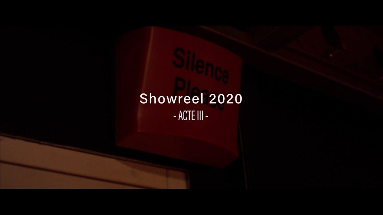 Arty Steam Showreel 2020 | Acte 3