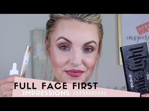 Full FACE Newness!!!! || Amazing DRUGSTORE ESSENCE?? - Elle Leary Artistry