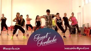 J Balvin ft Pharell, Bia & SKy  - Safari * Zumba Fitness Choreo by ionut