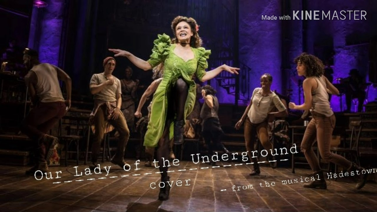 Our Lady Of The Underground : Tag results | Зонтик