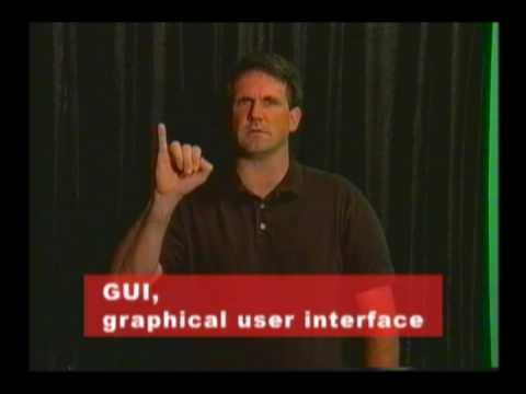 Vocabulary Builders in Sign Language: Computers