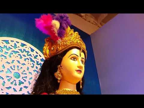 Visarjan Maa Chali | Sakhi tujhe kya batlau | Awesome Video | DurgaJi2k17 | MustWatch.
