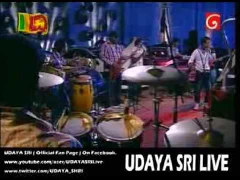 UDAYA SRI - Ma Pathu Se Aadare LIVE @ D Star Studio