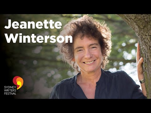 Jeanette Winterson at Sydney Opera House for Sydney Writers' Festival 2012