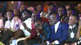 MOJI and DUNCO Fun Moments ~ GROOVE AWARDS 2017