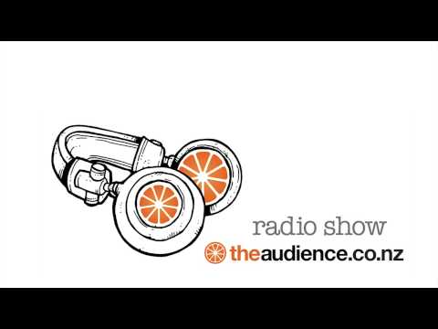 theaudience.co.nz Radio Show - 25th of May 2013