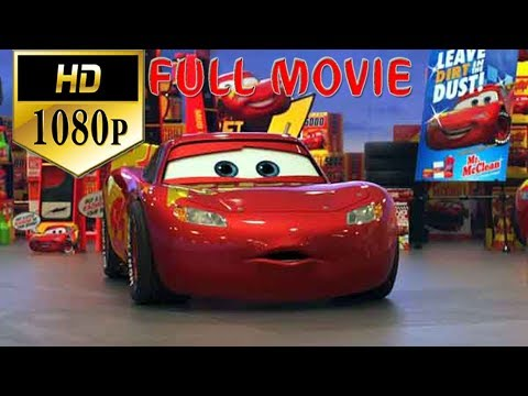 Cars 2006 Full Movie  Owen Wilson, Bonnie Hunt & Paul Newman