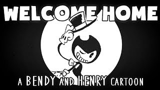WELCOME HOME: A BATIM Animated Musical [SquigglyDigg & @Gabe...