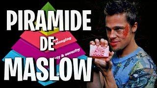 PIRÁMIDE de MASLOW - Las NECESIDADES
