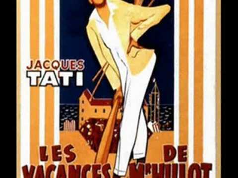 BO du film LES VACANCES de MONSIEUR HULOT -1954- ( J.Tati)