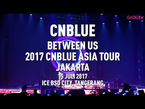 CN BLUE BETWEEN US Live Concert at Jakarta