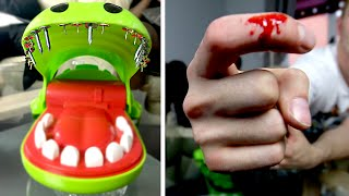 Gambar cover EXTREME CROCODILE DENTIST ft. NAILS (BLOOD ALERT)