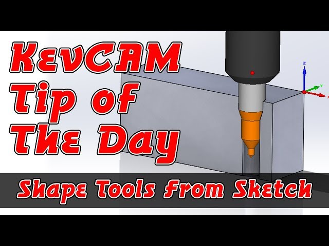 Tip of the Day - Shape Tools From Sketch