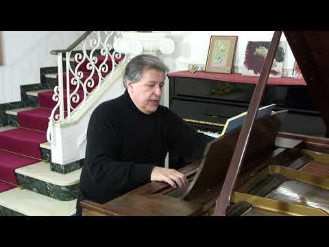 Andrei Gavrilov talks and plays Mussorgsky