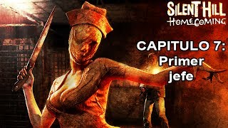 Silent Hill : Homecoming - Capitulo 7: Primer Jefe