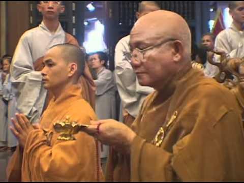 Chùa Huệ Nghiêm - Lễ Khai Quang Đại Hùng Bảo Điện - Đăng Đàn Chẩn Tế - 1