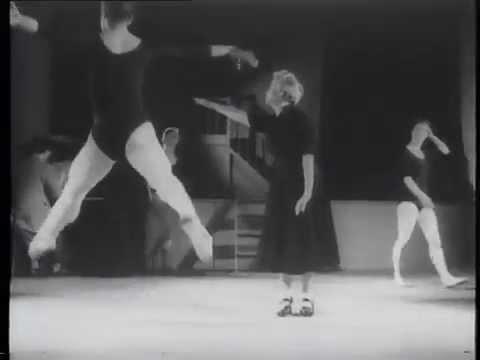 Marie Rambert Archive Clip